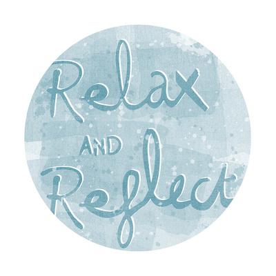 Mantra - Relax Prints by Sasha Blake