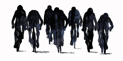 The Race Giclee Print by Mark Chandon