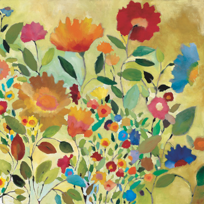 Summer Meadow Giclee Print by Kim Parker