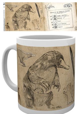 Fantastic Beasts - Nifflers Mug Krus