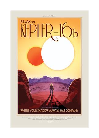 Relax On Kepler Gicléedruk van JPL