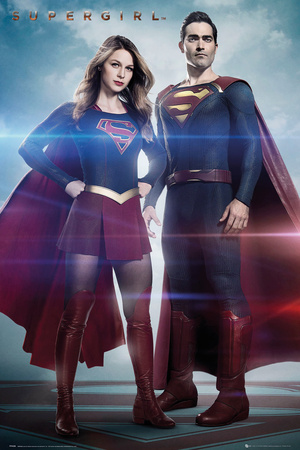 Supergirl- Super Cousins Posters