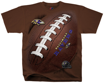 NFL: Baltimore Ravens- Kickoff Shirts