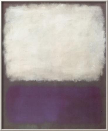 Blue and Grey, c.1962 Poster di Mark Rothko