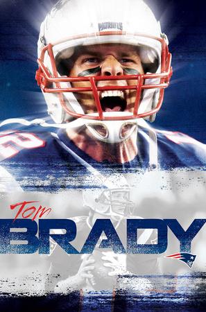 New England Patriots- T Brady 16 Posters