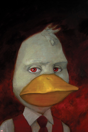 Howard the Duck 11 Variant Cover Art Prints by Chip Zdarsky