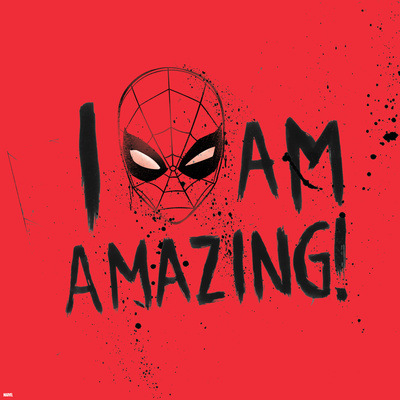 Marvels Spider-Man - I Am Amazing Posters