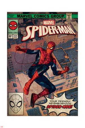 Marvels Spider-Man Posters