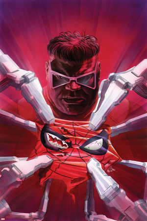The Amazing Spider-Man 20 Cover Art Featuring Doctor Octopus, Spider-Man Posters by Alex Ross