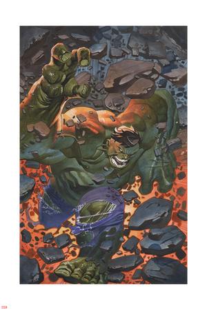 The Fallen 1 Variant Cover Art Print by Chris Stevens