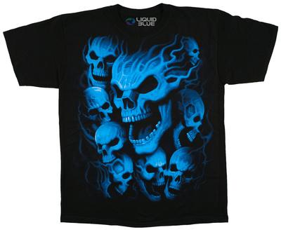 Vampire Skulls T-shirts