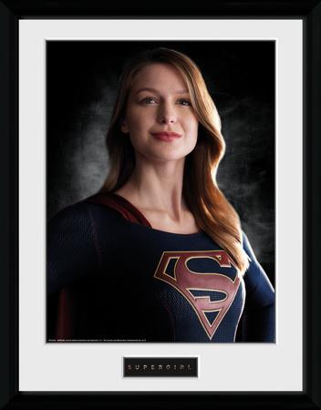 Supergirl - Portrait Collector-tryk