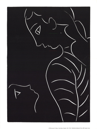 Pasiphe Collectable Print by Henri Matisse