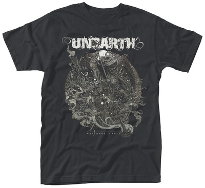 Unearth- Watchers of Rule Album Art T-Shirts