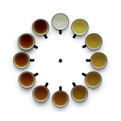 Tea Time Giclée-Druck von Wieteke De Kogel