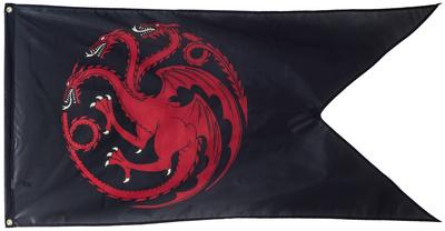 Game of Thrones - House Targaryen Outdoor Flag Flag
