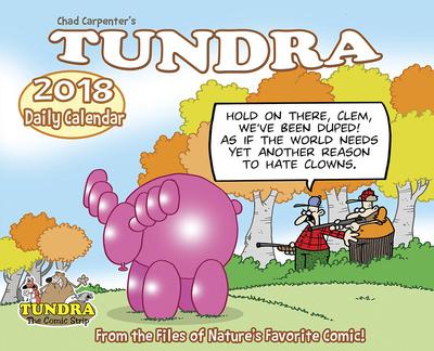 Tundra - 2018 Boxed Calendar Calendarios