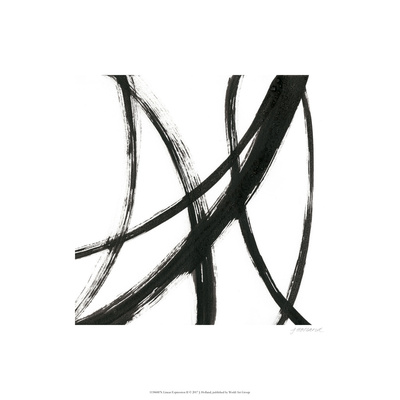 Linear Expression II Limited Edition by J. Holland