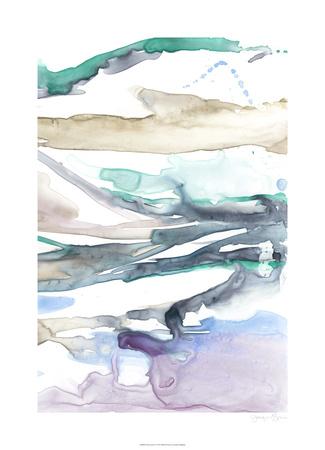 Geode Layers II Limited Edition by Jennifer Goldberger