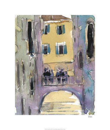 Venice Plein Air II Limited Edition by Samuel Dixon