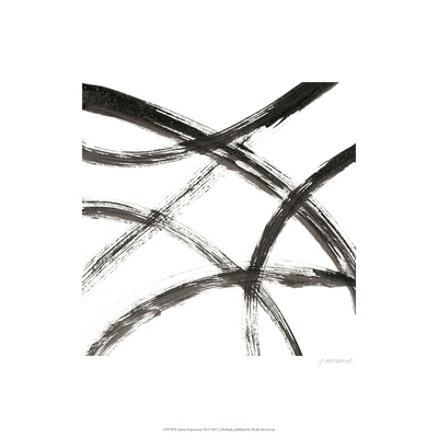 Linear Expression VII Limited Edition by J. Holland