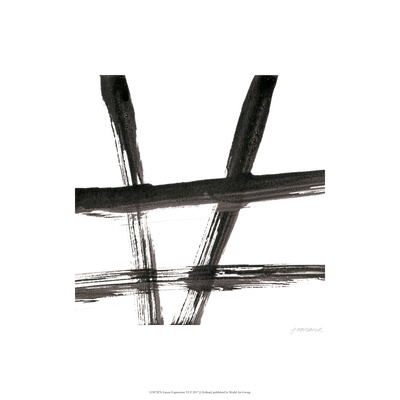 Linear Expression VI Limited Edition by J. Holland