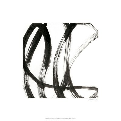 Linear Expression I Limited Edition by J. Holland