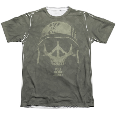 Full Metal Jacket- War For Peace Sublimated
