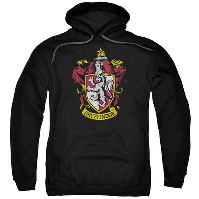 Hoodie: Harry Potter- Gryffindor Crest Pullover Hoodie