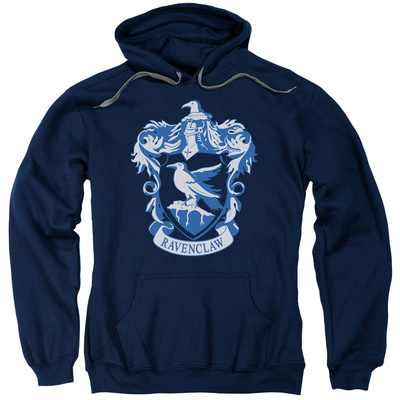 Hoodie: Harry Potter- Ravenclaw Crest Pullover Hoodie
