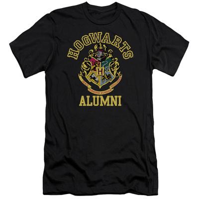 Harry Potter- Hogwarts Alumni Slim Fit T-Shirt