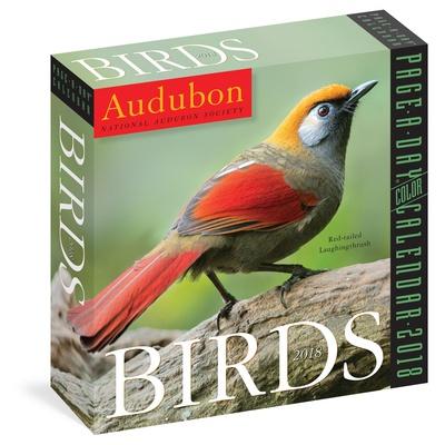 Audubon Birds Page-A-Day Gallery - 2018 Boxed Calendar Calendari