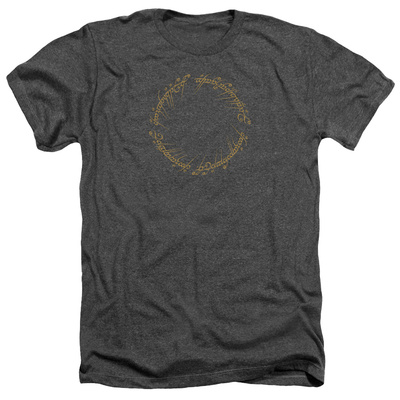 Lord Of The Rings- One Ring Inscription Shirt