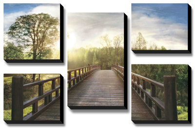 Dreams *Exclusive* Stretched Canvas Print by  Celebrate Life Gallery