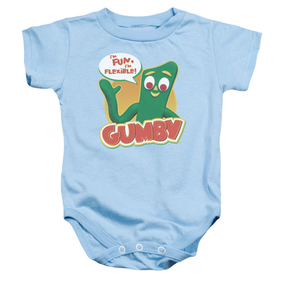 Infant: Gumby - Fun & Flexible Onesie Infant Onesie