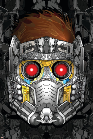 Guardians of the Galaxy: Vol. 2 - Star-Lord Print