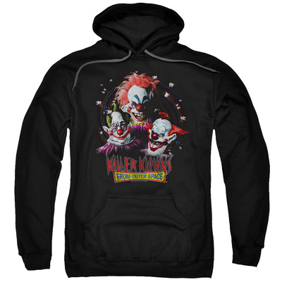 Hoodie: Killer Klowns From Outer Space- Killer Trio Pullover Hoodie