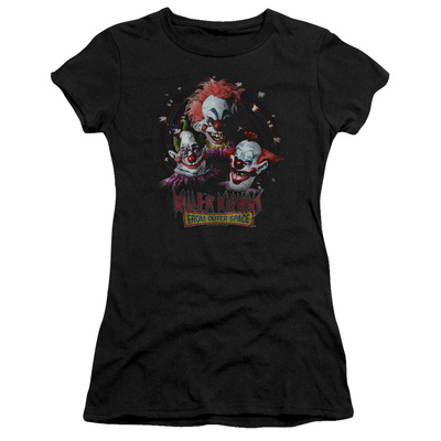 Juniors: Killer Klowns From Outer Space- Killer Trio Shirt