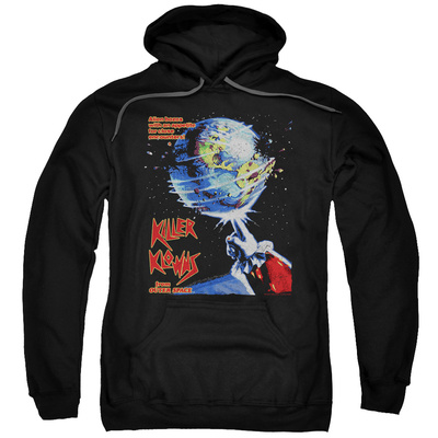 Hoodie: Killer Klowns From Outer Space- Alien Bozos Poster Pullover Hoodie