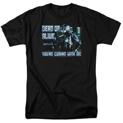 Robocop- Dead Or Alive T-shirts