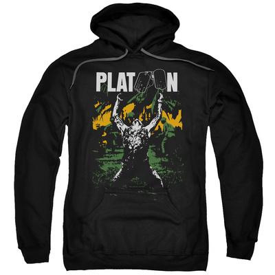 Hoodie: Platoon- Time Of War Pullover Hoodie