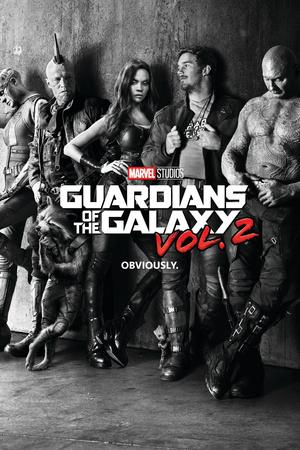 Guardians of the Galaxy: Vol. 2 - Gamora, Drax, the Milano, Star-Lord, Rocket Raccoon, Groot Posters
