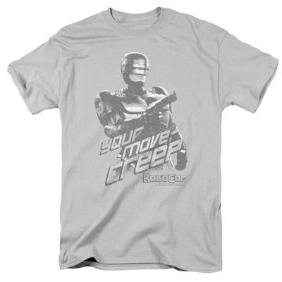 Robocop- Your Move Creep T-shirts