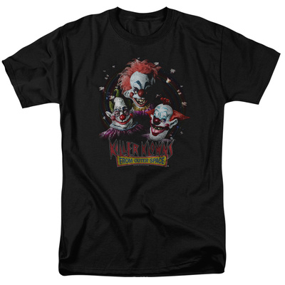 Killer Klowns From Outer Space- Killer Trio T-shirts