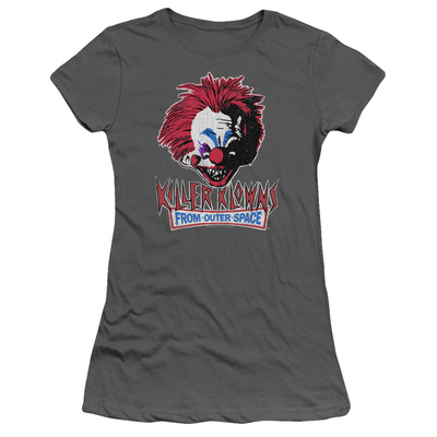 Juniors: Killer Klowns From Outer Space- Rough Clown T-shirts