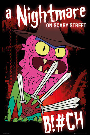 Rick & Morty - Scary Terry Photo