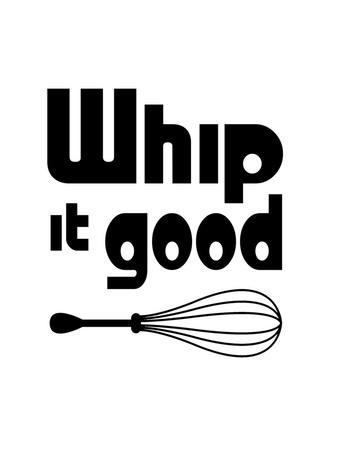 Kitchen Whisk Poster by  Indigo Sage Design