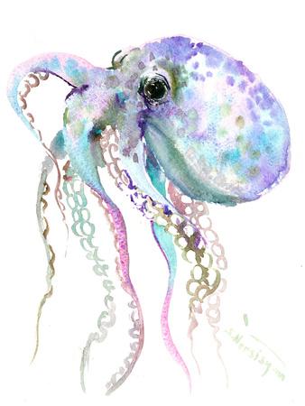 Octopus Art by Suren Nersisyan