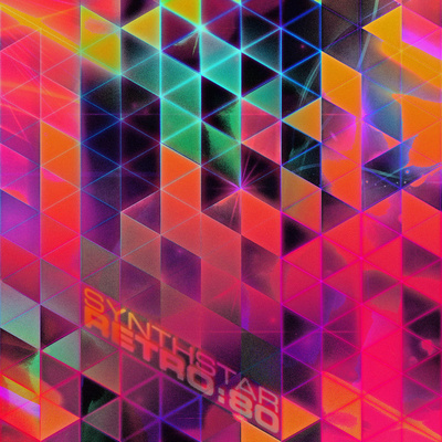 Synthstar Retro80 Prints by  Spires