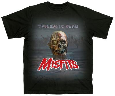 The Misfits - Arthur Suydam Zombie T-Shirt